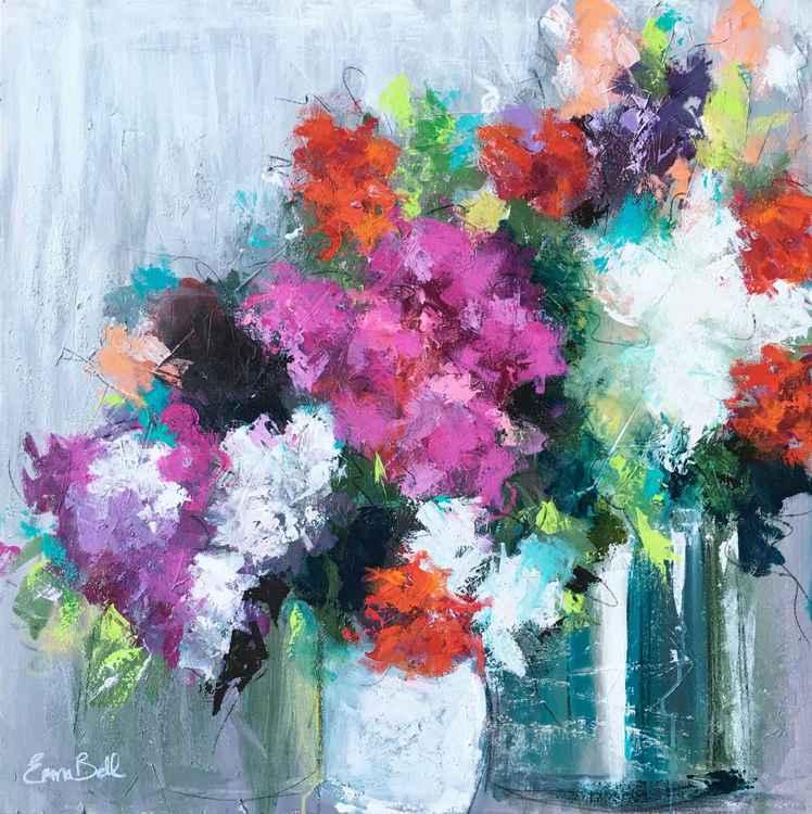 Flower Market -