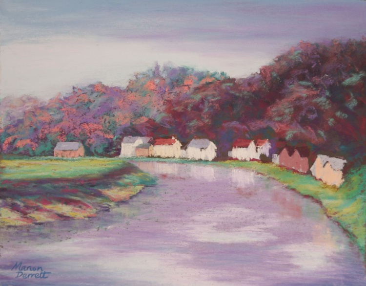 Tintern on the River - Image 0