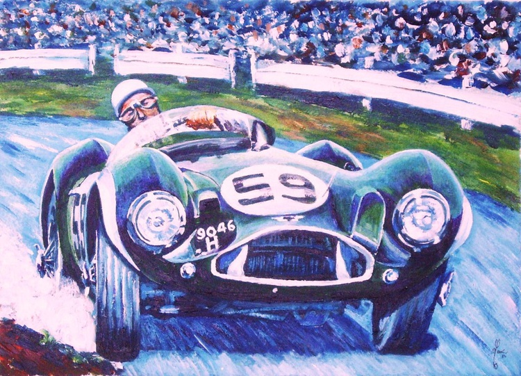Stirling Moss - Goodwood - Image 0