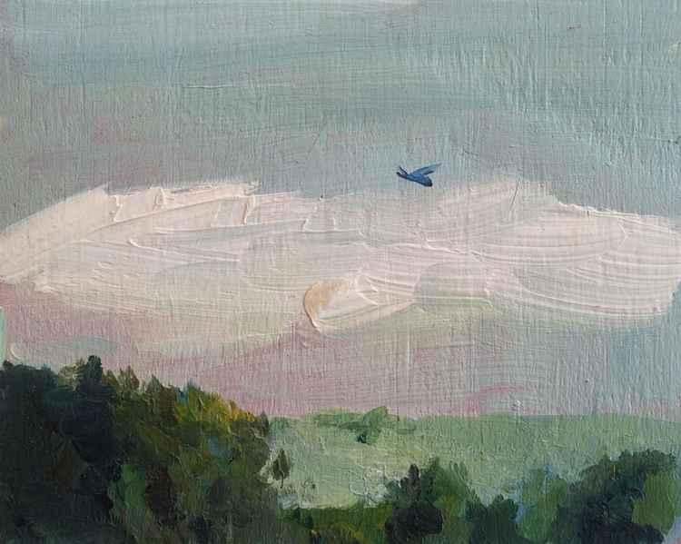 Landscape study 4 -