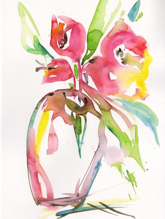 Floral Dance No. 6 - Image 0