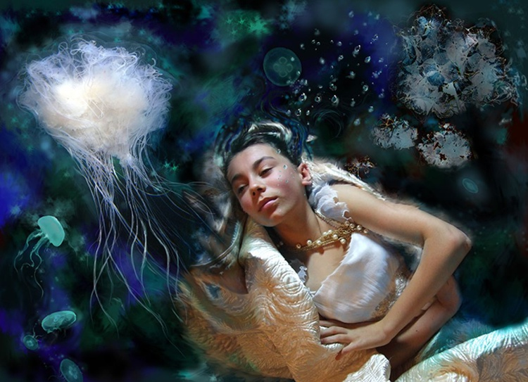 Dreams / Water / Photography & Digital painting - Image 0