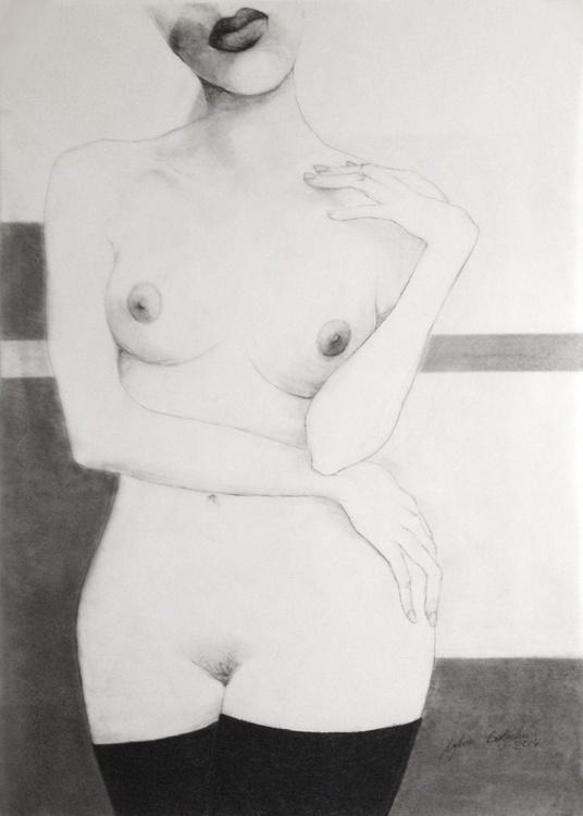 twisted nude III - Image 0