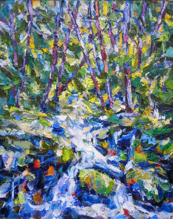 Streem through the Pines - Image 0