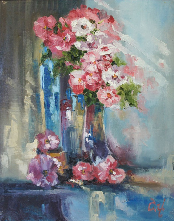 Garden Flowers Bouquet - Image 0