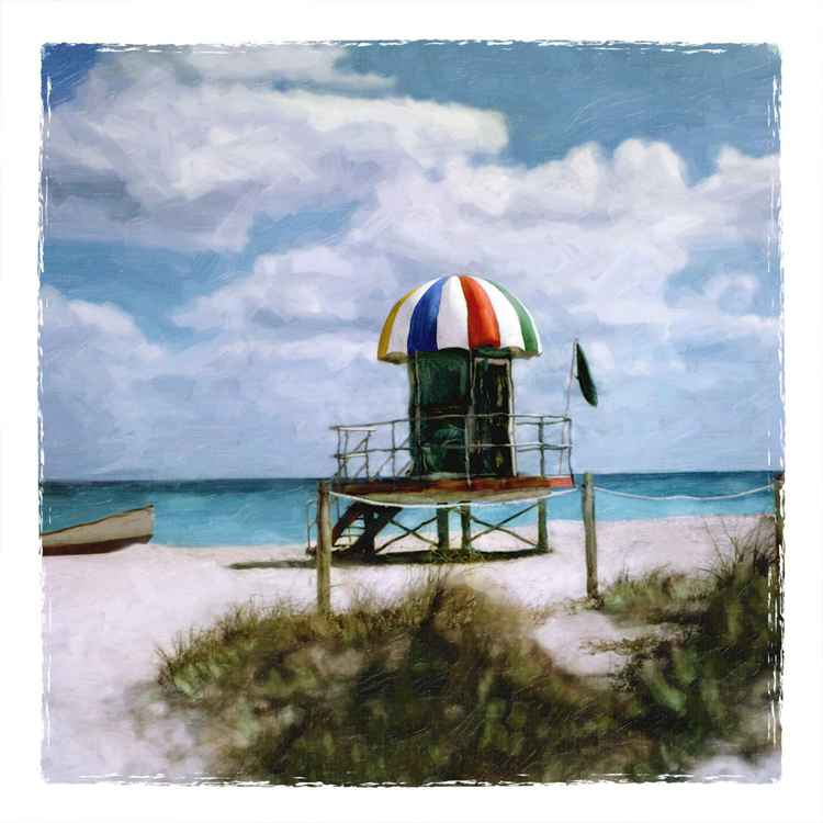 Lifeguard Stand #11 Miami Beach, FL -