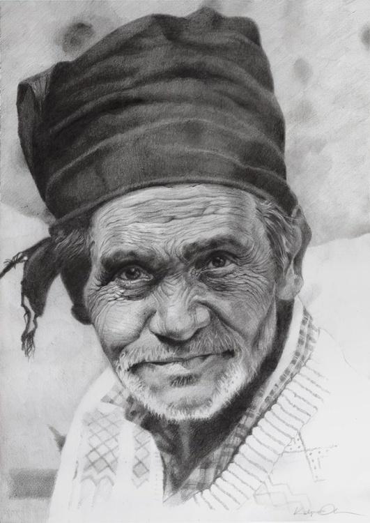 Face of Wisdom - Image 0