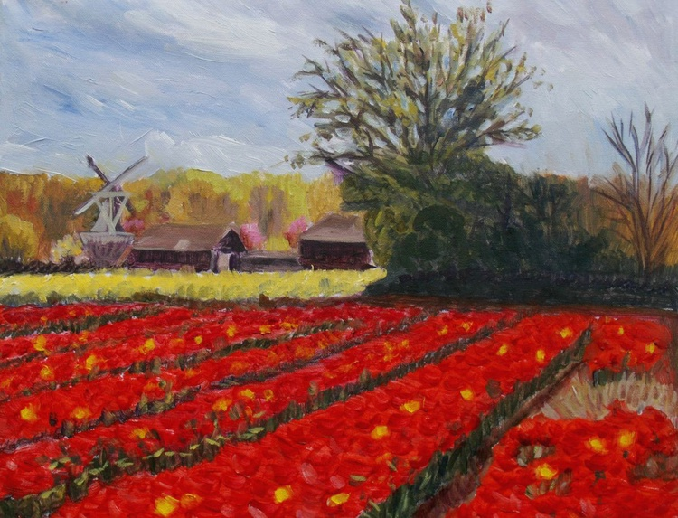 Spring in Holland 2 - Image 0