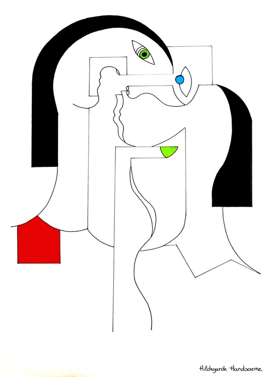 Le petit doigt à l'ongle vert - Image 0