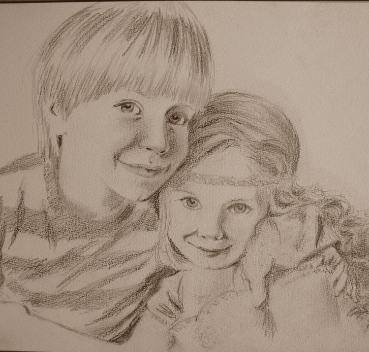 Sketch Book 12 - Image 0
