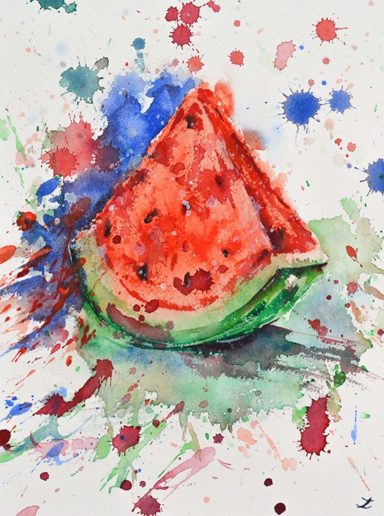 Watermelon Slice 2 - Image 0