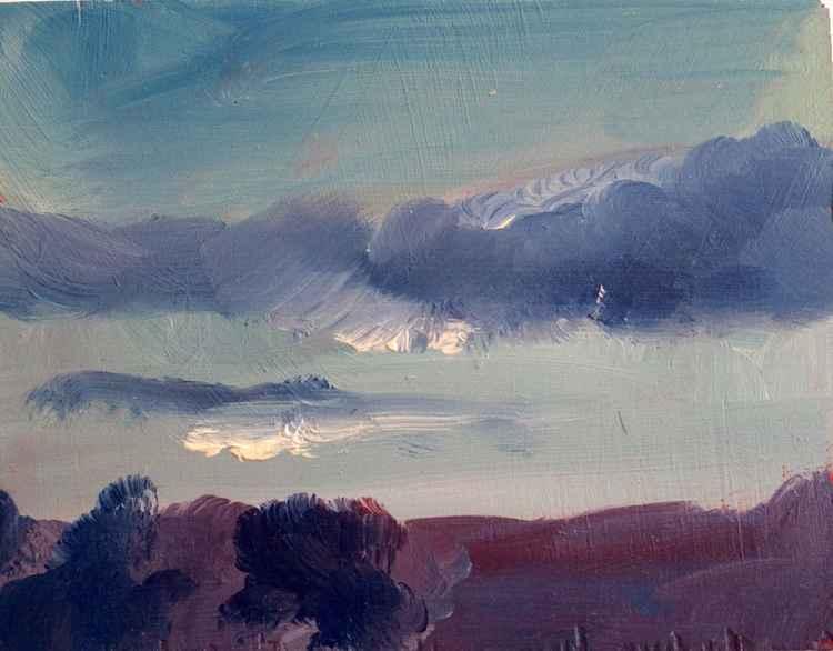 Sunset study -