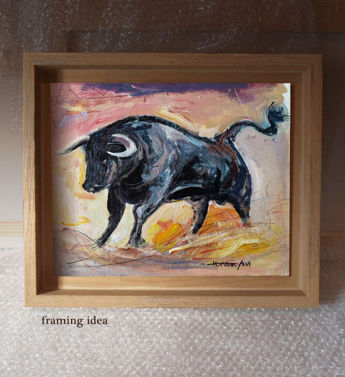 ragging bull - Image 0