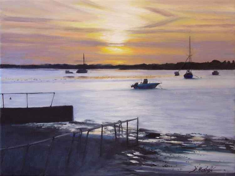 Sunset Harbour -