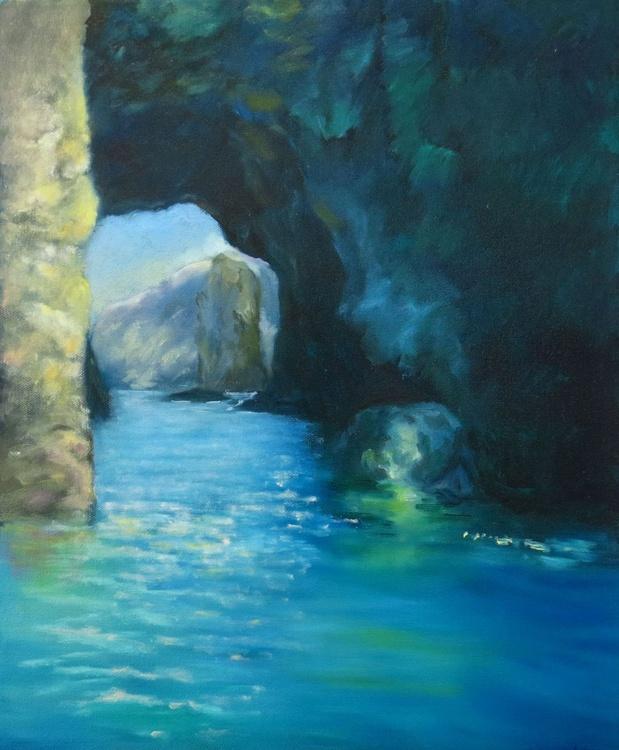 Into the Grotto (Sicily) - Image 0