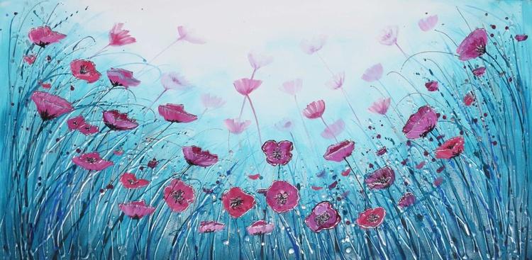 Teal Paradise - Image 0