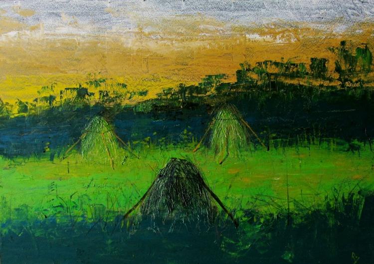 A green landscape - Image 0