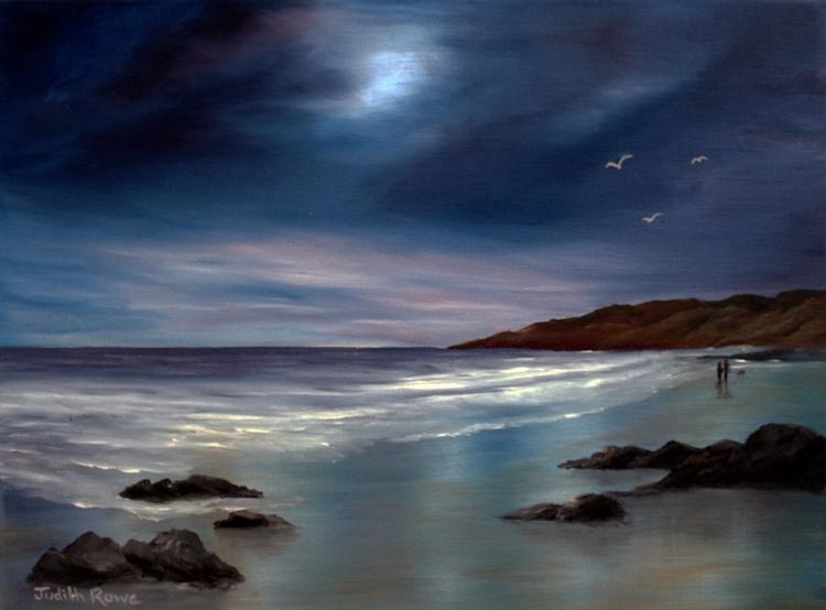 Moonlight Stroll - Image 0