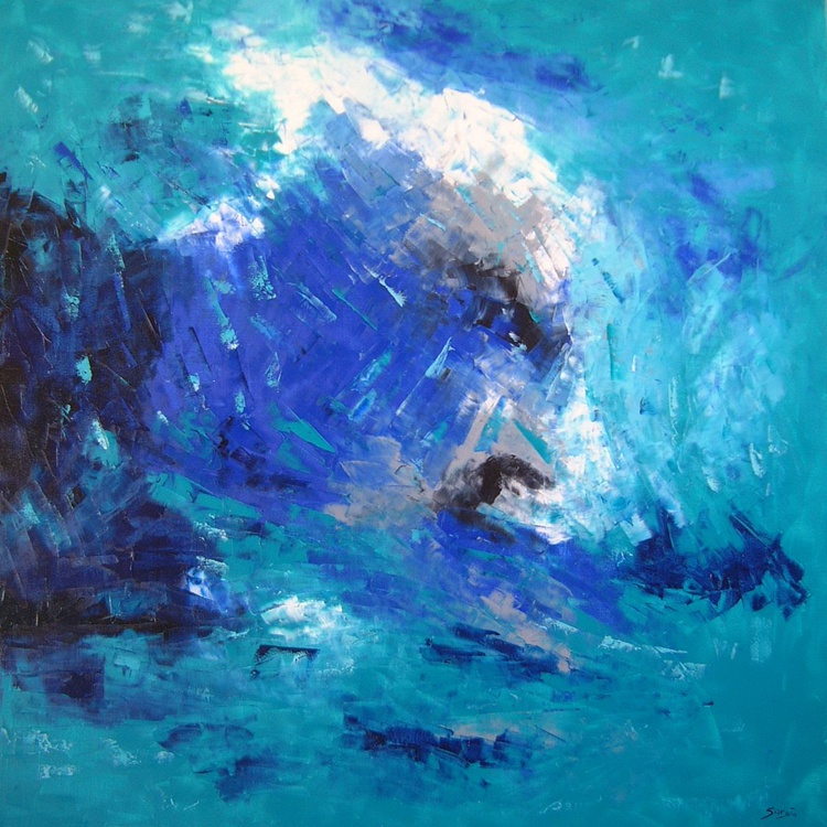 Turmoil Turquoise  (ref#:702-100Q) - Image 0