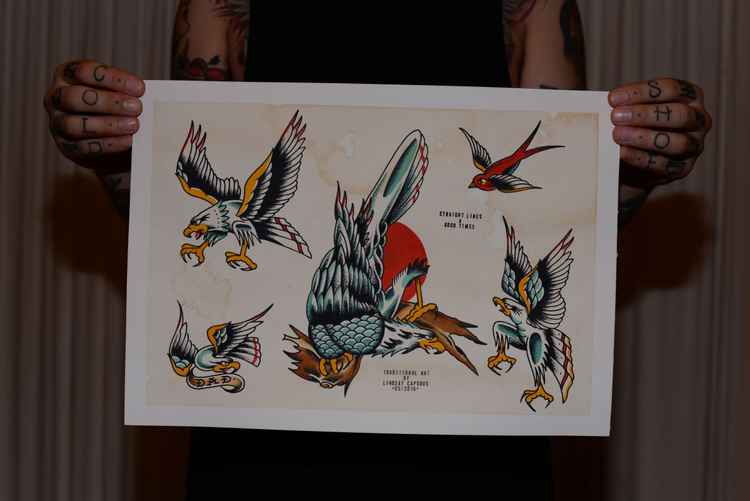 Bird Sheet -
