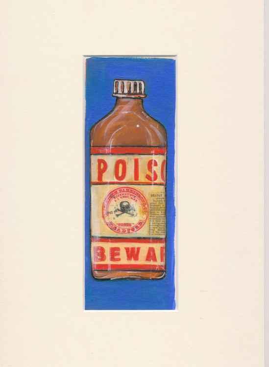 Poison -Beware -