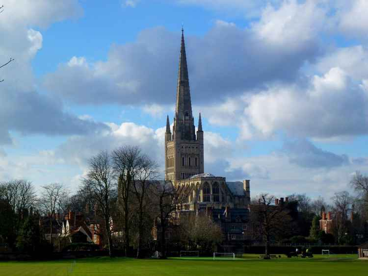 NORWICH CATHEDRAL 1.