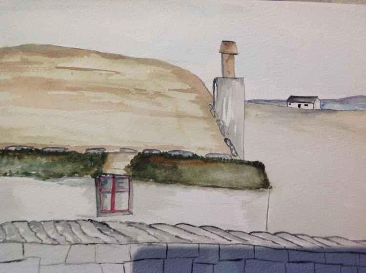 Cottage,isle of tiree
