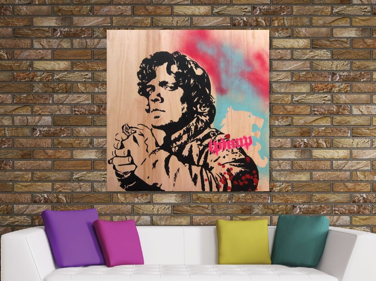 (P)IMP - Tyrion Lannister, Game of Thrones - Image 0