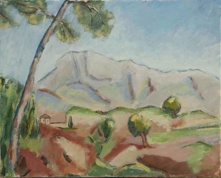 Mont Sainte Victoire -