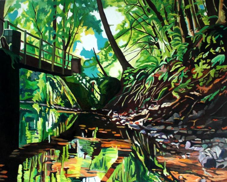 A Woodland Reflection - Image 0