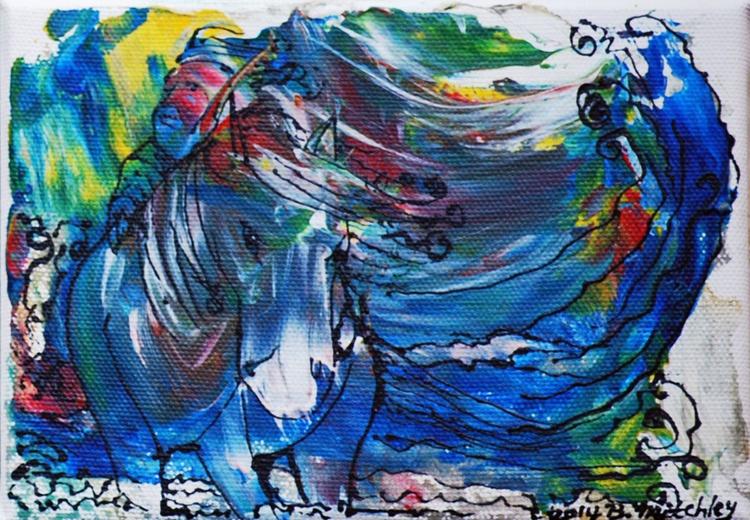 Horse & Rider - Image 0