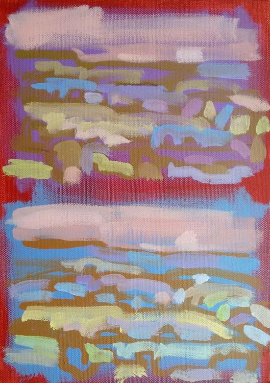 Evening Landscape study 1, 2015 - Image 0