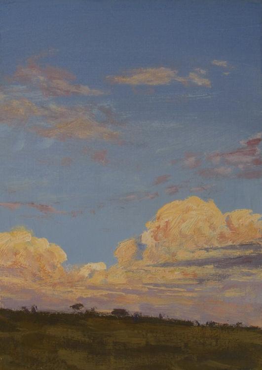 Sky study 3 - Image 0