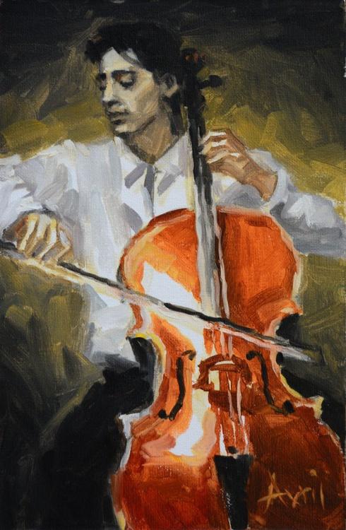 Red Cello - Image 0