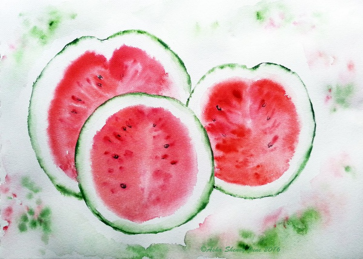 Watermelon Slices - Image 0