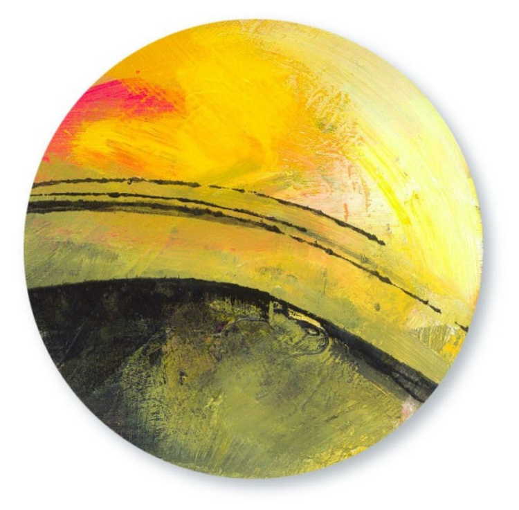 Circle Abstract No. 20 - Image 0