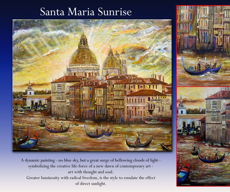 Santa Maria Sunrise - Image 0