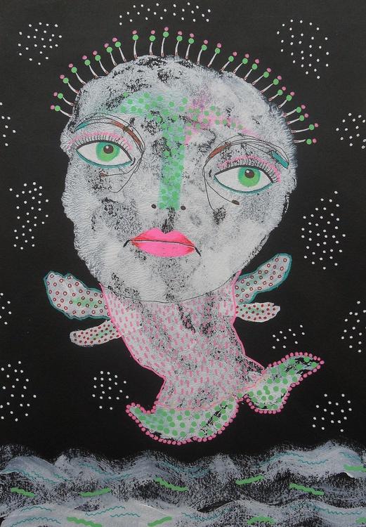 Fish With Big Green Eyes - Image 0