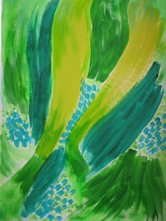 Just green - Image 0