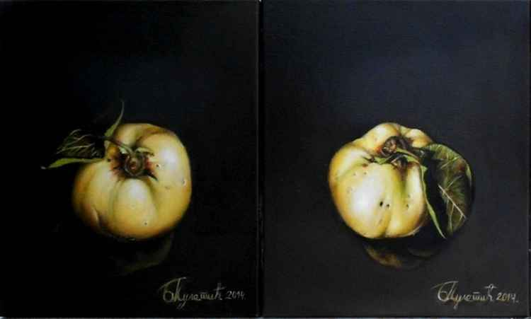QUINCE - Diptych
