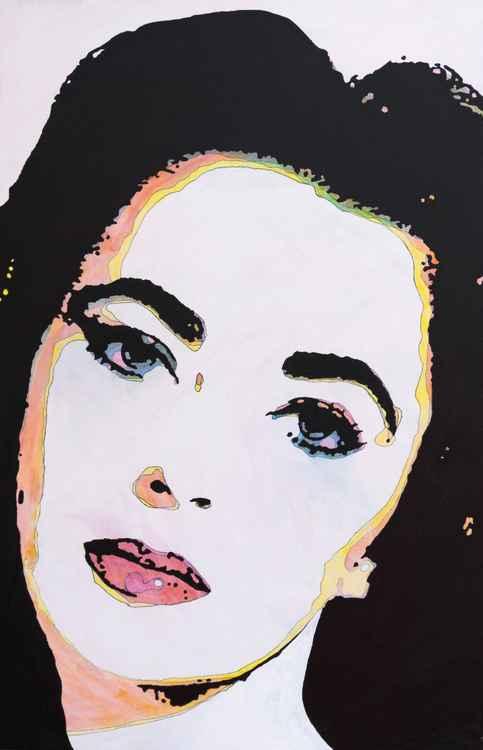 Liz 1950s -