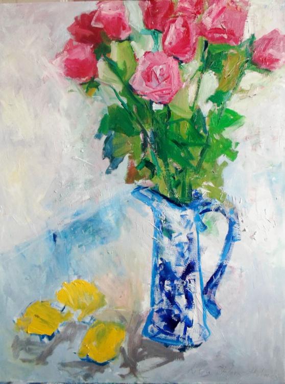 Roses and lemons - Image 0