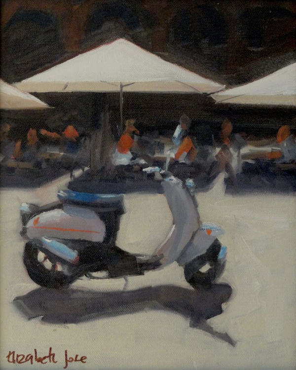 """""""Café Society.  Toulouse, France"""" - Image 0"""
