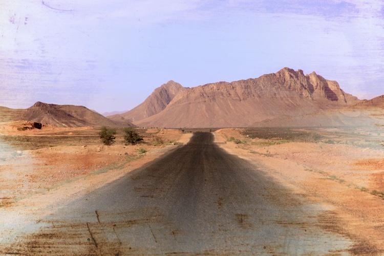 Desert Road - Image 0