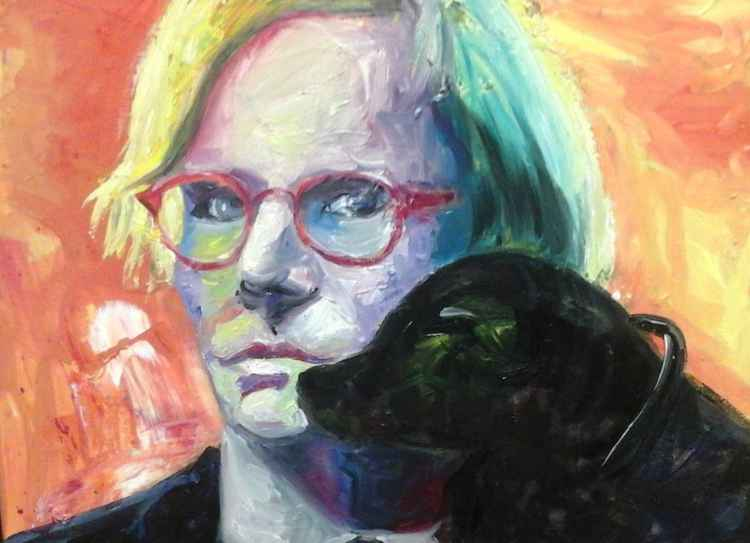 Portrait: ANDY WARHOL (1928-1987) -