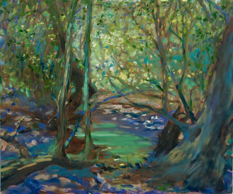 a creek runs through it - Image 0