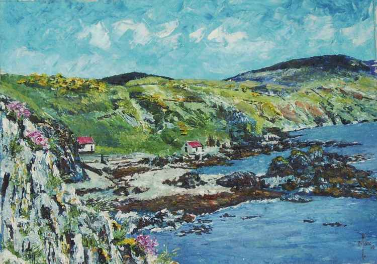 Cottages at Niarbyl