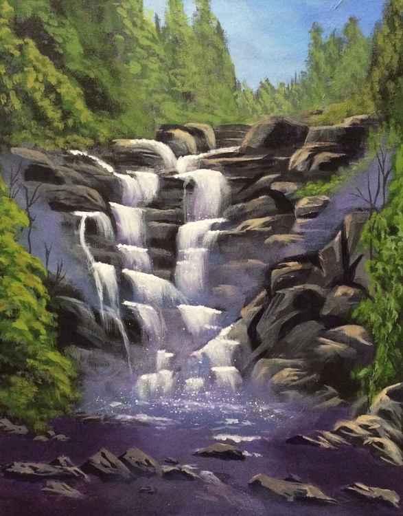 North River Falls -