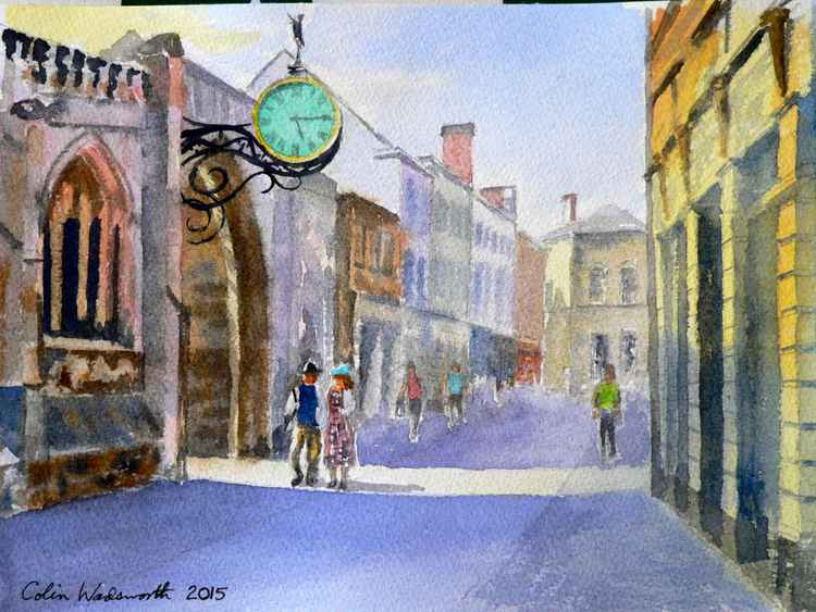 Coney Street, York -