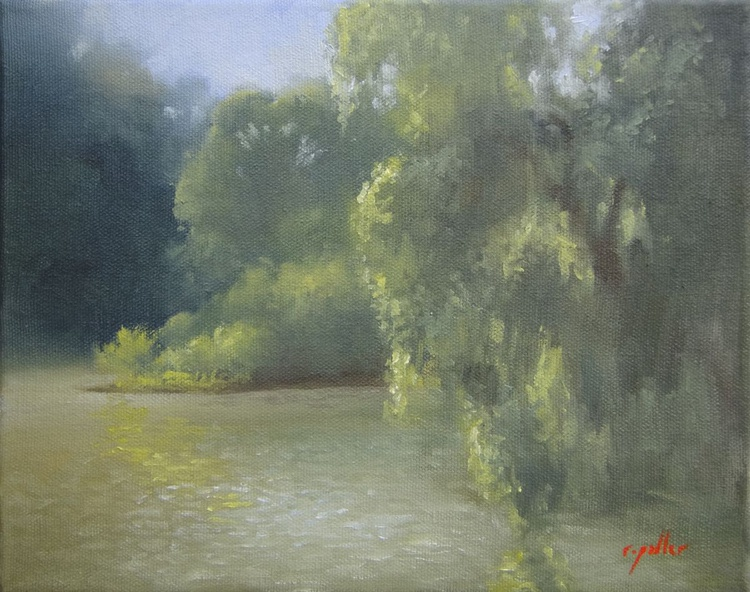 River, Mid-Morning - Image 0